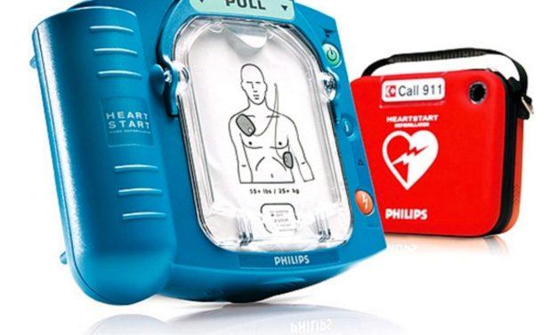 AED met 20% korting