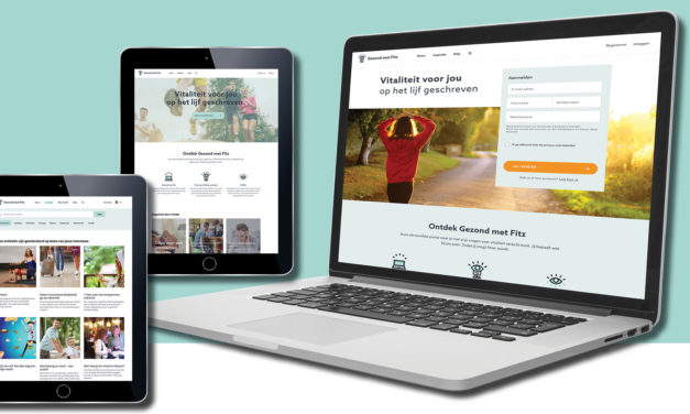 FitzMe portal: Gezond aan het werk