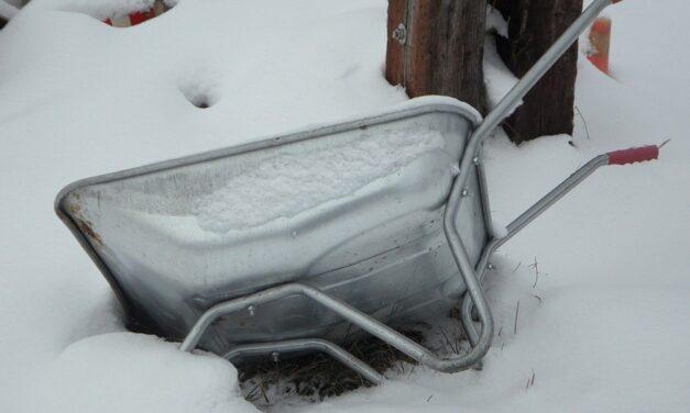 5 tips om buiten te werken met koud weer